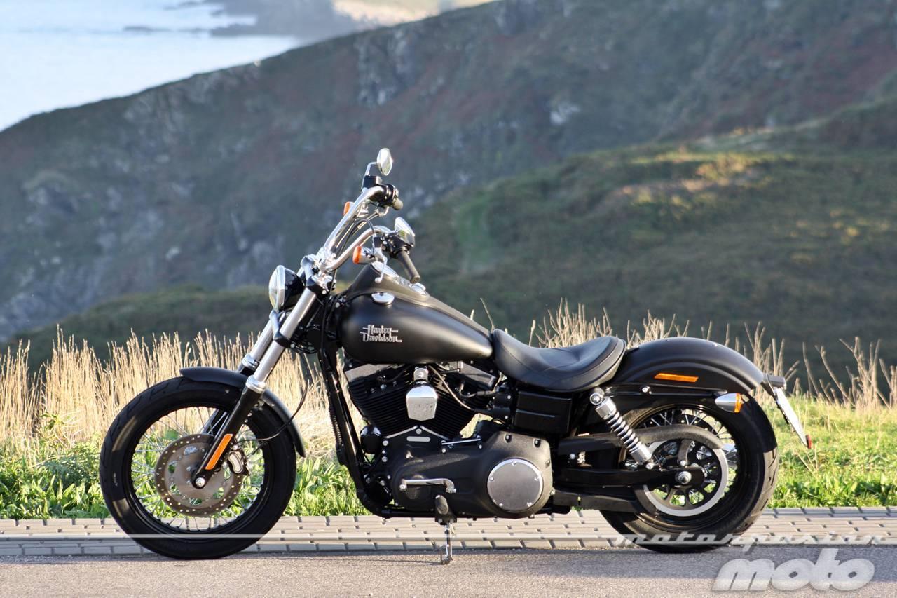 Foto de Harley Davidson DYNA Street Bob, prueba (valoración, ficha técnica y galería) (1/35)