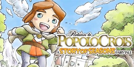 El RPG Return to PopoloCrois: A Story of Seasons Fairytale llegará en marzo para la Nintendo 3DS