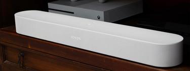 Sonos Beam, análisis: bien para escuchar música, pero ideal para ver películas y series