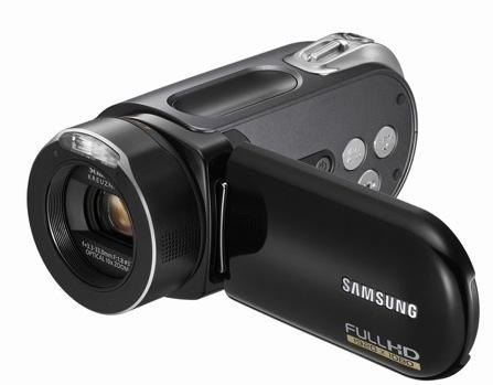 Samsung H-Series, cámaras de vídeo con SSD