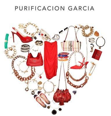 Ideas de regalos en Purificación García para San Valentín