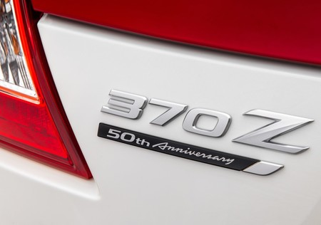Nissan 370z 50th Anniversary Edition 2020 1280 11