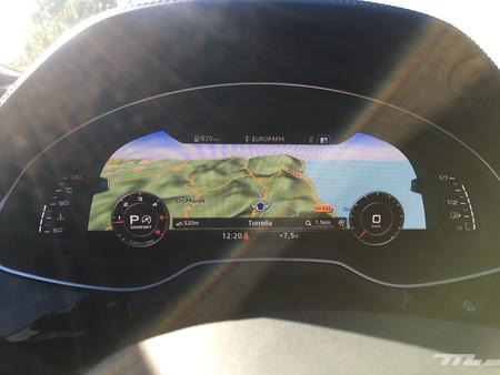 Audi Q7 Ultra Audi Virtual Cockpit