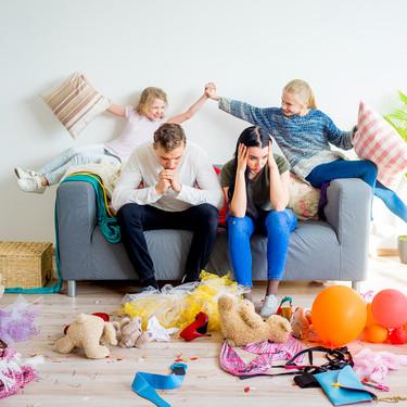 ¿El desorden te genera estrés? Cinco claves para mantener el orden en una casa con niños
