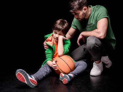 """Cuando el baloncesto """"hace mucho ruido"""""""
