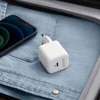 Carga tu iPhone a la velocidad del rayo con este cargador de viaje Anker con USB-C y 20W: por 12,99 euros utilizando este cupón