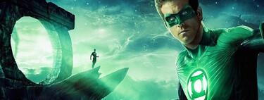 La película subestimada 'Green Lantern' protagonizada por Ryan Reynolds fue el verdadero camino a seguir en DC