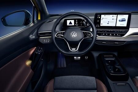 Volkswagen Id 4 Interior 01
