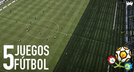 Cinco juegos de fútbol con los que disfrutar de la Eurocopa desde otro punto de vista