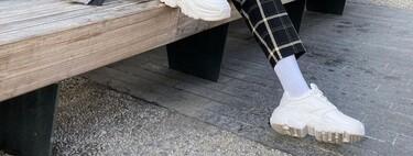 """Éstas zapatillas en rebaja de Bershka son un """"compra hoy y lleva por siempre"""" para el otoño que se viene"""