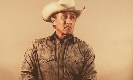 La sorprendente primera imagen de 'Rambo 5' convierte a Sylvester Stallone en un cowboy