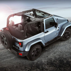 Foto 1 de 9 de la galería jeep-wrangler-arctic en Motorpasión