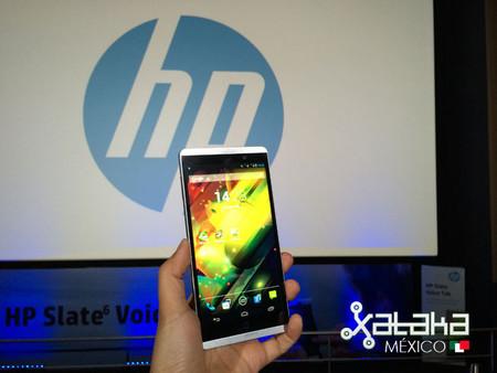 HP Slate 6 Voice Tab, primeras impresiones