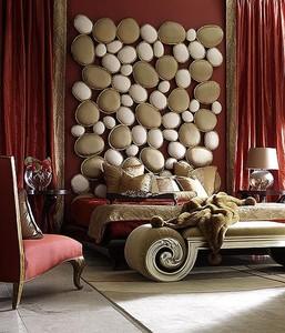 El dormitorio de lujo de Christopher Guy