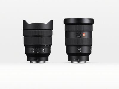 Sony aumenta la oferta de ópticas con el FE 16-35 mm F2,8 GM y el FE 12-24 mm F4 G