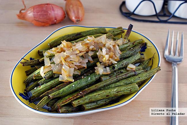C mo cocinar verduras para chuparse los dedos consejos - Como cocinar judias verdes frescas ...