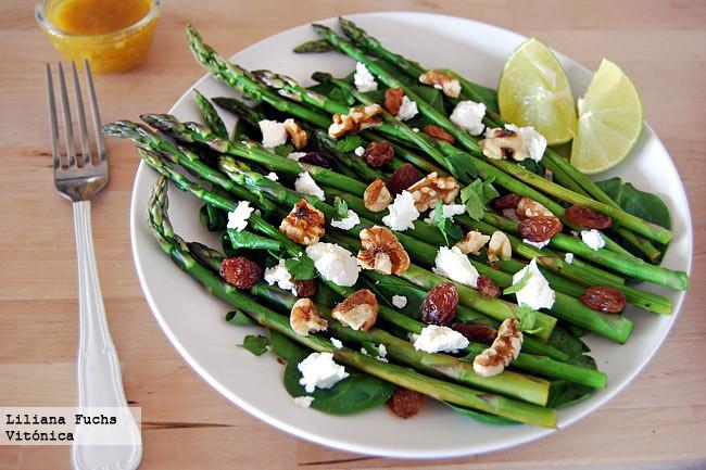 13 recetas ligeras con frutos secos para perder peso gracias a las grasas saludables