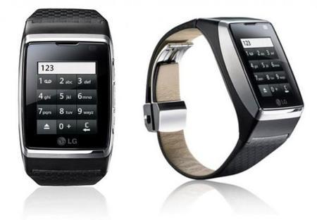 Google está trabajando con LG para lanzar su reloj inteligente