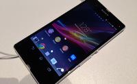 Sony Xperia Z, lo hemos probado