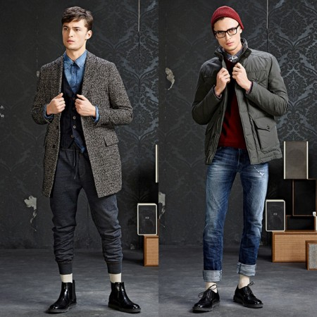 Hugo Boss Orange Otono Invierno 2015