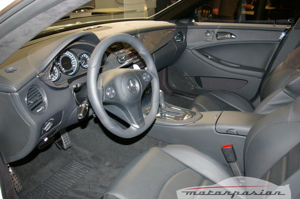 Foto de Mercedes-Benz CLS63 AMG en el salón de Ginebra (8/9)