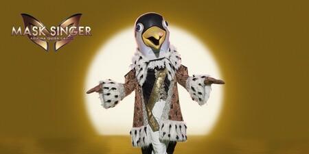 Pinguino Mask Singer 1625570487