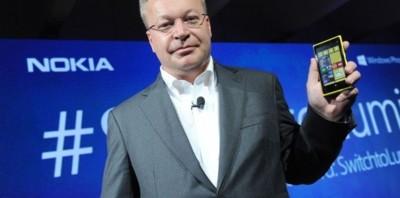 Stephen Elop: los primeros resultados positivos con Windows Phone llegarán este trimestre