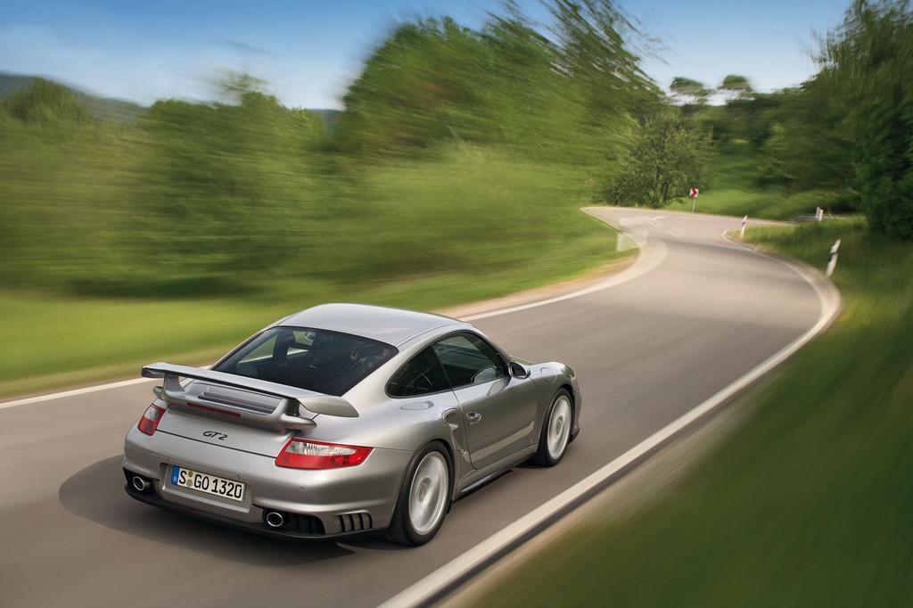 Foto de Porsche 911 (997) GT2 (8/32)