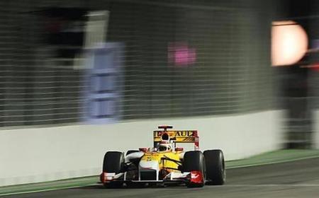 Fernando Alonso acaba quinto y se ve lejos del podio