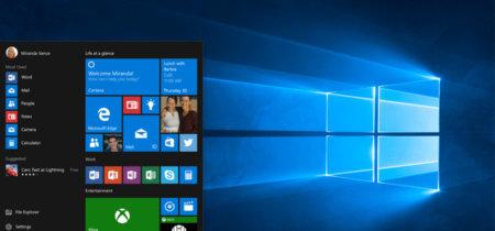 Ya tenemos con nosotros la primera actualización acumulativa para Windows 10 Anniversary Update