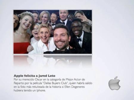 Cazadores de fakes: la felicitación de Apple a Jared Leto y las imágenes de WhatsApp en Facebook
