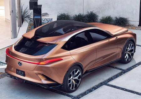 Lexus Lf 1 Limitless Concept 2018 1280 11