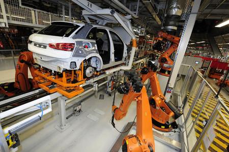 Audi Q3 fabrica