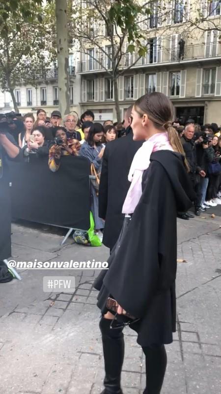 Olivia Palermo Trenzas 2
