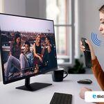 Los monitores Smart Monitor M5 y M7 de Samsung llegan a España con Tizen OS, WiFi, y reproducción directa de vídeo en streaming