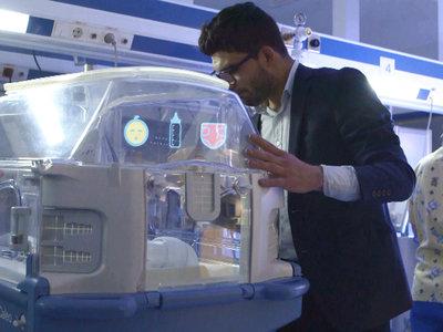 Recorrido por una UCI Neonatal: todo por el bien de los bebés prematuros