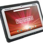 Panasonic ToughPad FZ-A2: la tablet para uso industrial que podrás utilizar hasta con guantes de goma