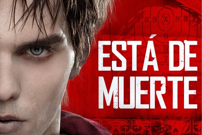 Imagen con el cartel de 'Memorias de un zombie adolescente'