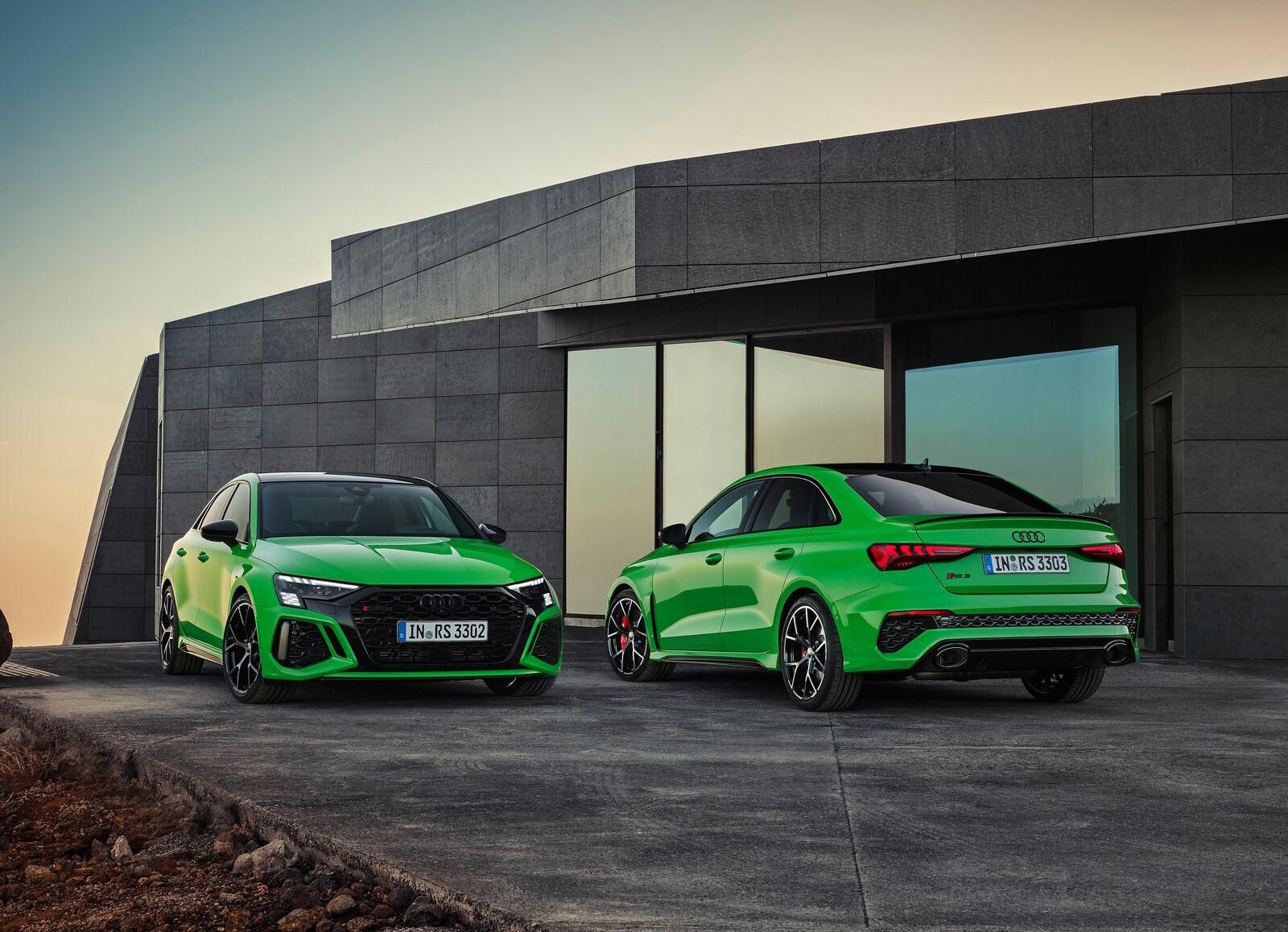 Foto de Audi RS 3 2022 (30/99)
