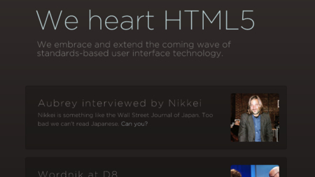 Apple compra Particle, una empresa especializada en HTML5