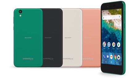 Sharp Android One S3 1 30 2018