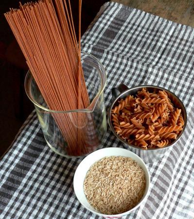 Cambia los cereales refinados por los integrales. Operación bikini