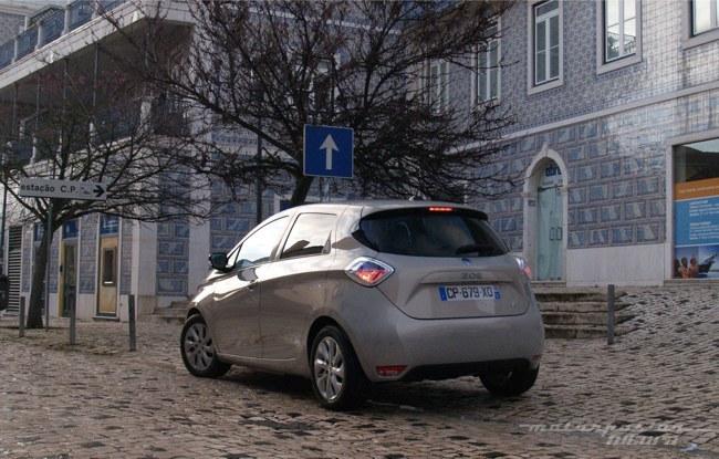 Renault ZOE presentación y prueba en Lisboa 07