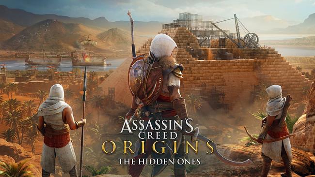 Ac Origins The Hidden Ones