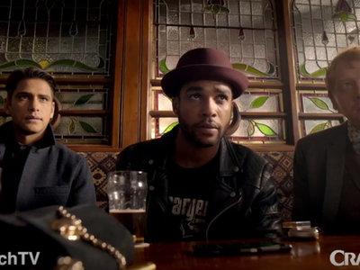 La serie de 'Snatch' ya tiene trailer, la imagen de la semana