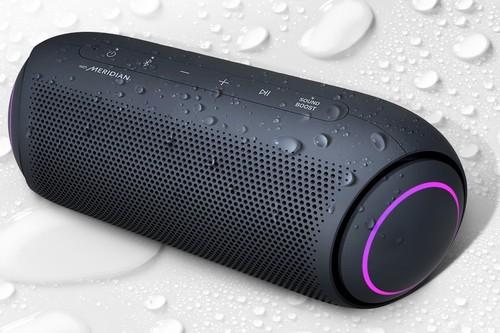 LG XBOOM Go PL5, análisis: un estupendo aliado para sacar tu música al jardín este verano