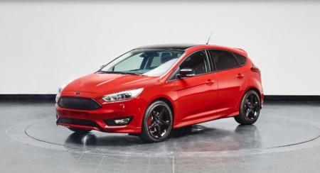 Imposible apostar todo al rojo o el negro con estos nuevos Ford Focus
