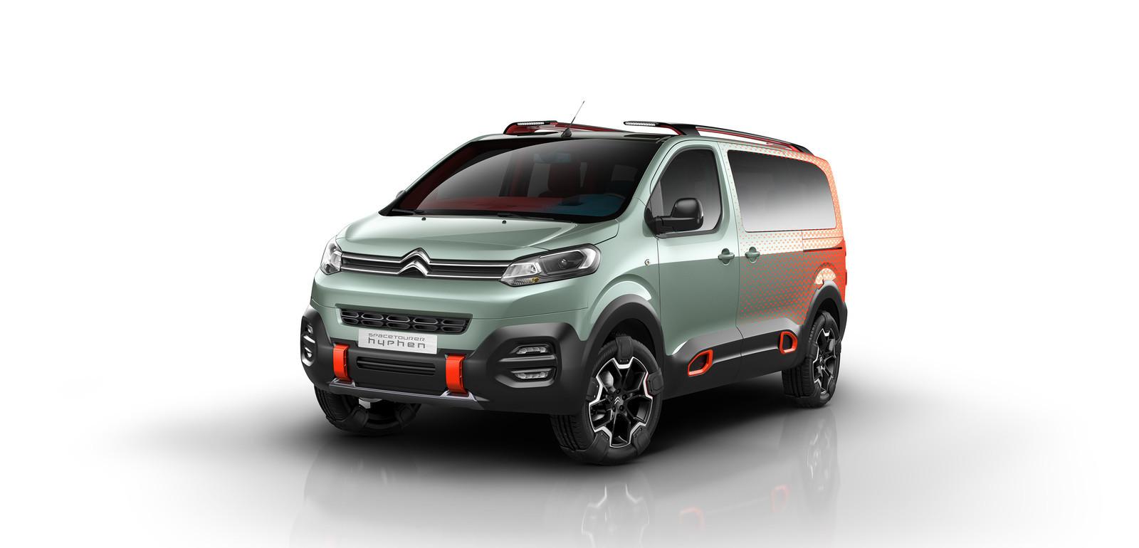Foto de Citroën SpaceTourer Hyphen (14/15)