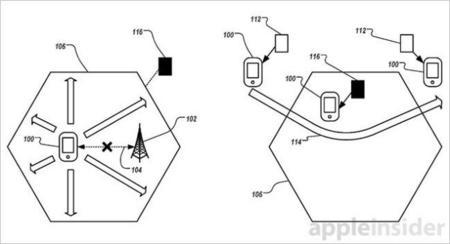 Apple patenta un sistema para detectar zonas con mala cobertura con nuestros iPhone