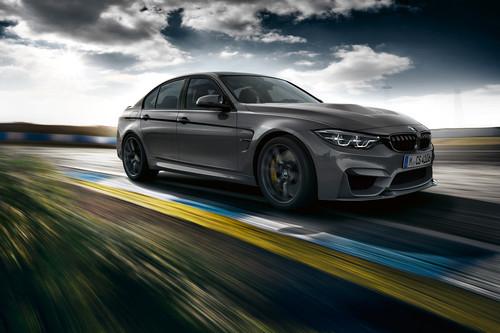El BMW M3 CS 2018 es la berlina más picante con 460 CV y solo harán 1.200 unidades